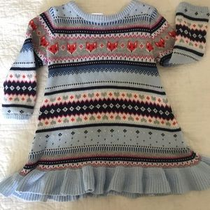Gymboree 12-18 month Sweater Dress